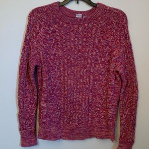 Women's size small cable knit sweater GAP